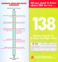 Singapore Bus Service: Services 131 - 147 - SgWiki